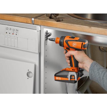 Taladro atornillador con acumulador - ASCM 18 QSW Select