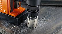 Perçage et carottage métal