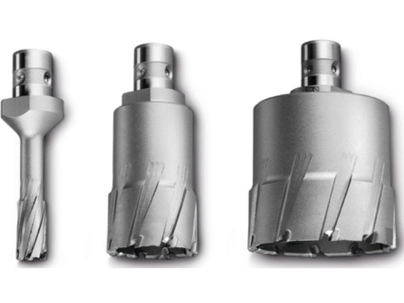 Coronas perforadoras Ultra de metal duro con alojamiento QuickIN