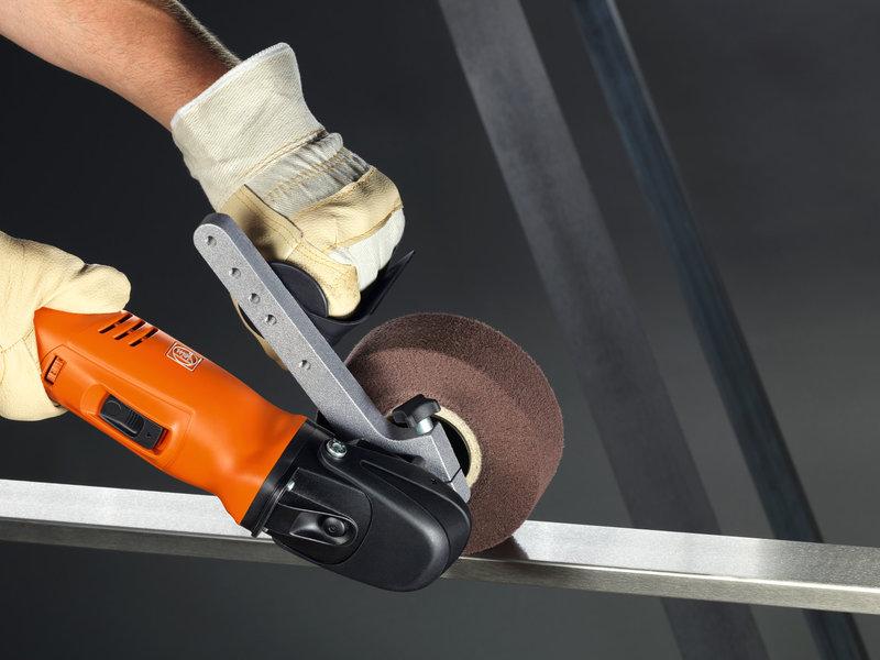Slibere - WPO 14-25 E - startsæt til rustfrit stål