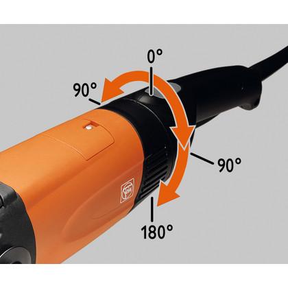 Amoladoras angulares grandes - WSB 25-180 X