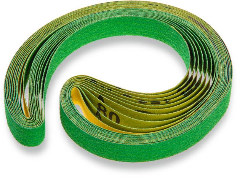 Keramik-Schleifbänder