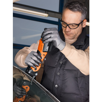 SuperCut Automotive - AFSC 1.7 Q - Set profesional FEIN a batería para cristalería del vehículo
