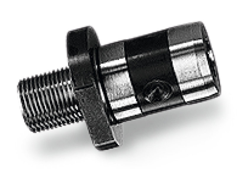 Adapter with QuickIN