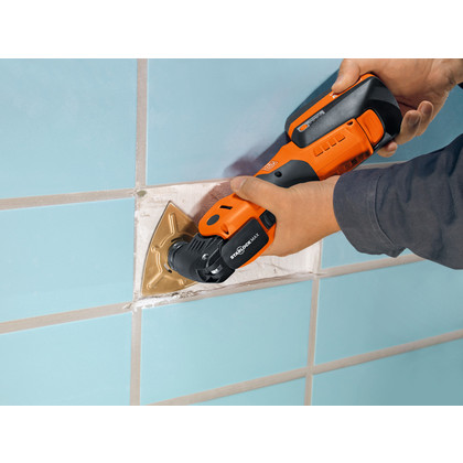 SuperCut Construction - Set profesional FEIN pentru instalaţii de încălzire/sanitare