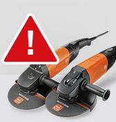 WSG Anunţ important pentru siguranţa de utilizare