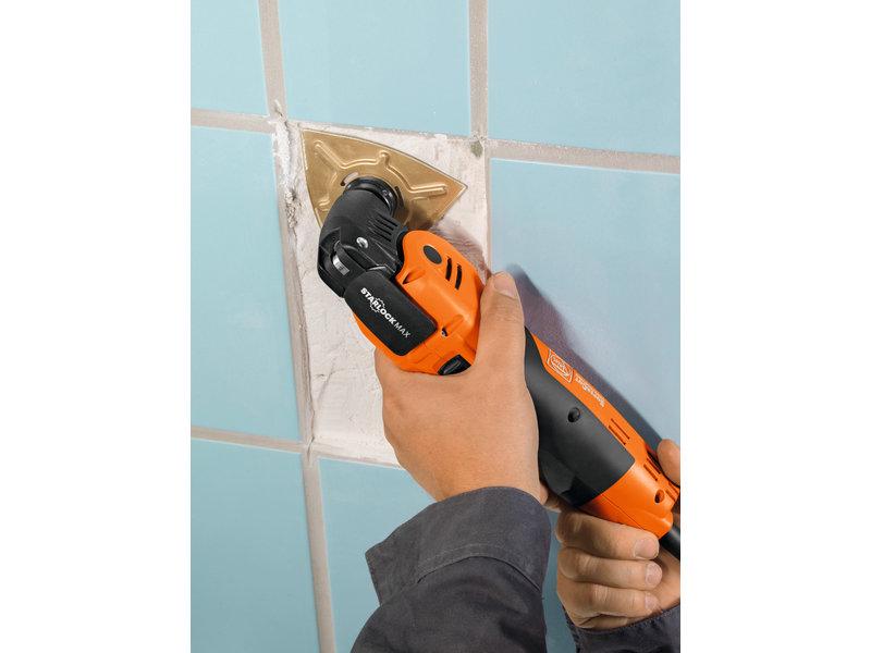 SuperCut Construction - Fayans/Banyo Onarımı için FEIN Profi-Seti