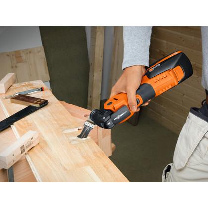 SuperCut Construction - Set profesional FEIN pentru lucrări de amenajări interioare în lemn