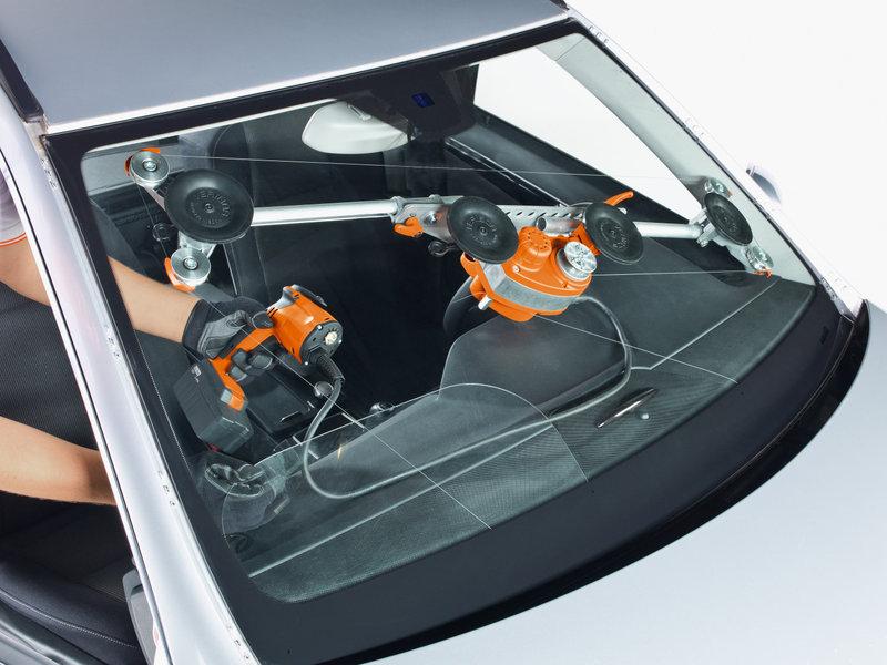 Fordonsglasmästeri - SuperWire (utan batteri och laddare)