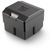 Caja de plástico