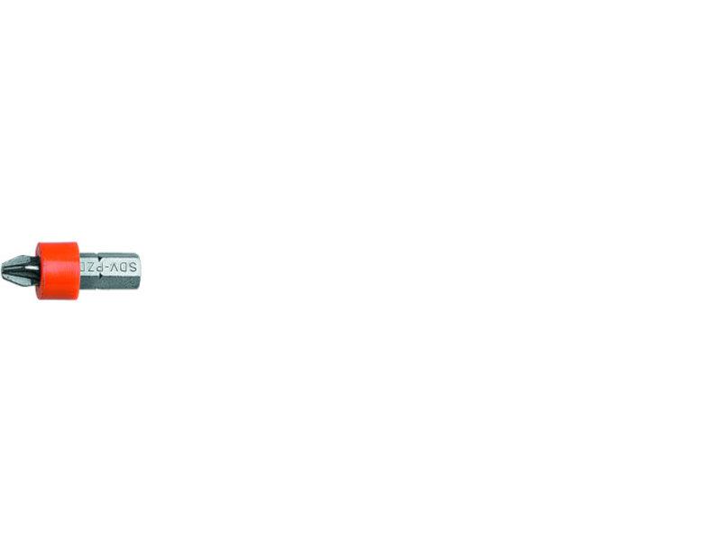 """Puntas de atornillador ¼"""" hexágono exterior"""