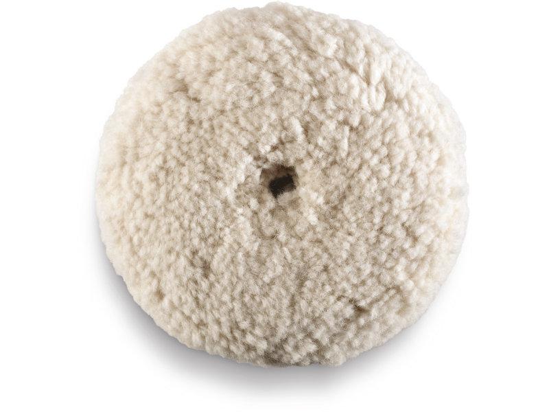 Lamb's wool, dome shape