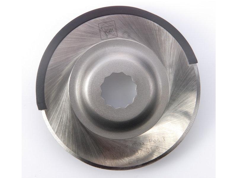 Cuchilla circular