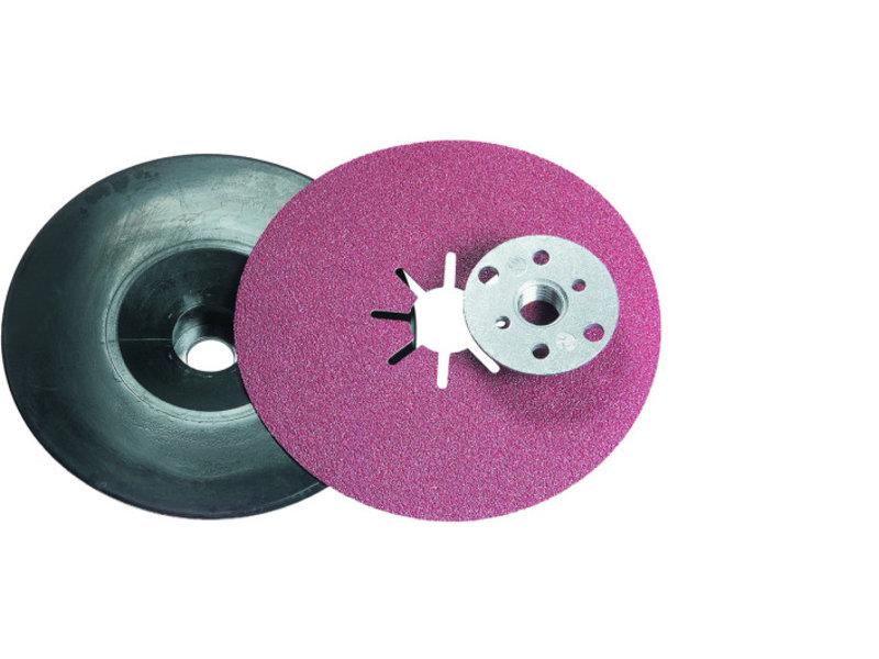 Disco abrasivo elástico