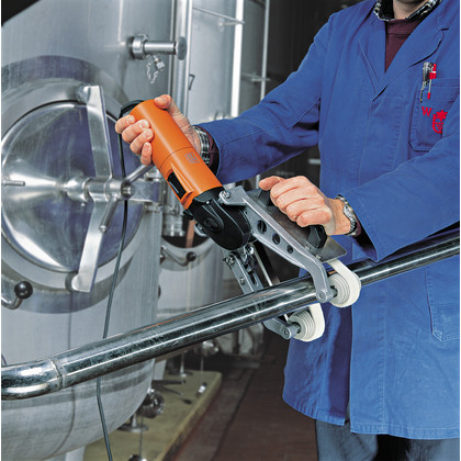 Smerigliatrici - RS 12-70 E – Set professionale per acciaio inox