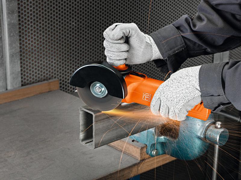 Compacte haakse slijper - WSG 11-125