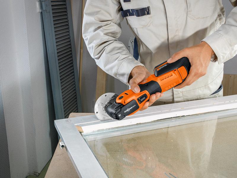 SuperCut Construction - Set professionale FEIN per riparazione/sostituzione finestre