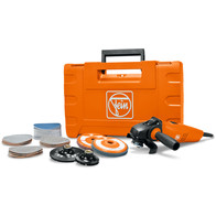Compact Angle Grinders - WSG 14-70 E - Stainless Steel Professional kit