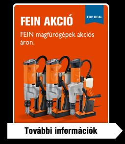 FEIN Akció