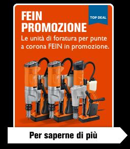 FEIN promozione