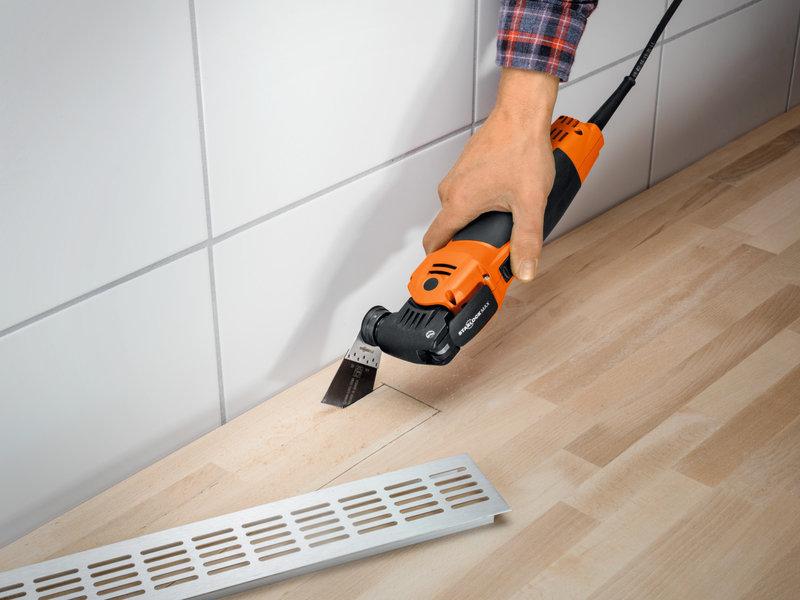 SuperCut Construction - Set professionale FEIN per lavori di falegnameria / allestimento d'interni