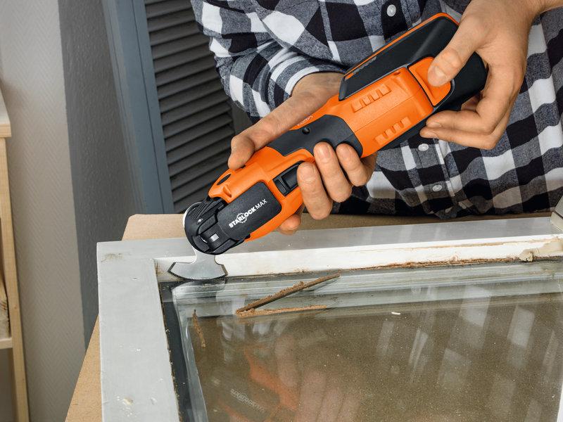 SuperCut Construction - FEIN Profi-set Reparatie/vervanging ramen