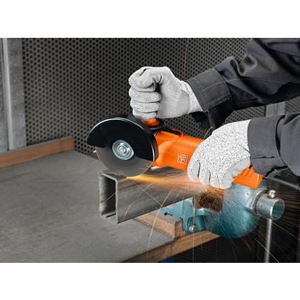 Компактные угловые шлифовальные машины - WSG 11-125