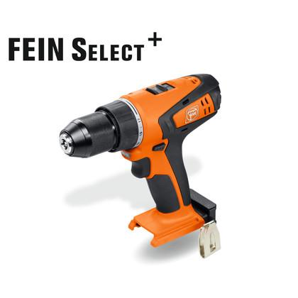 Cordless drill/driver - ABSU 12 Select