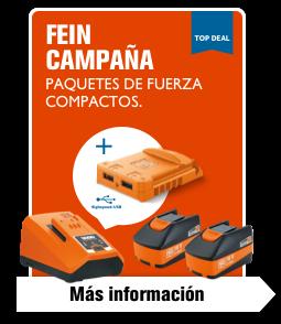 FEIN Campaña