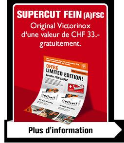 SuperCut FEIN (A)FSC