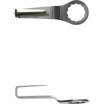 Hook shaped