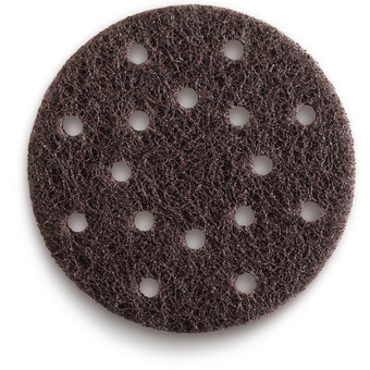 Sanding fleece for antifoul