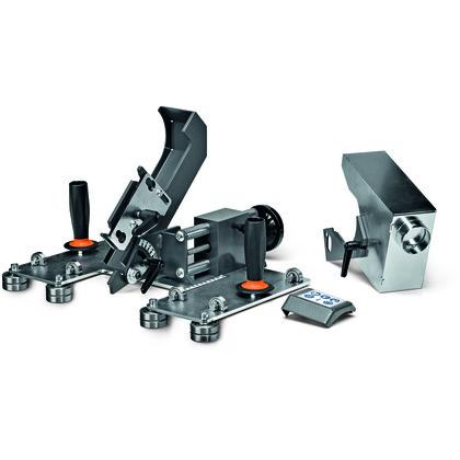GHB hand-held belt grinder - GRIT GHBK