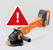Important safety notice for CCG range
