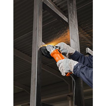 Kompaktowe szlifierki kątowe - WSG 12-125 P