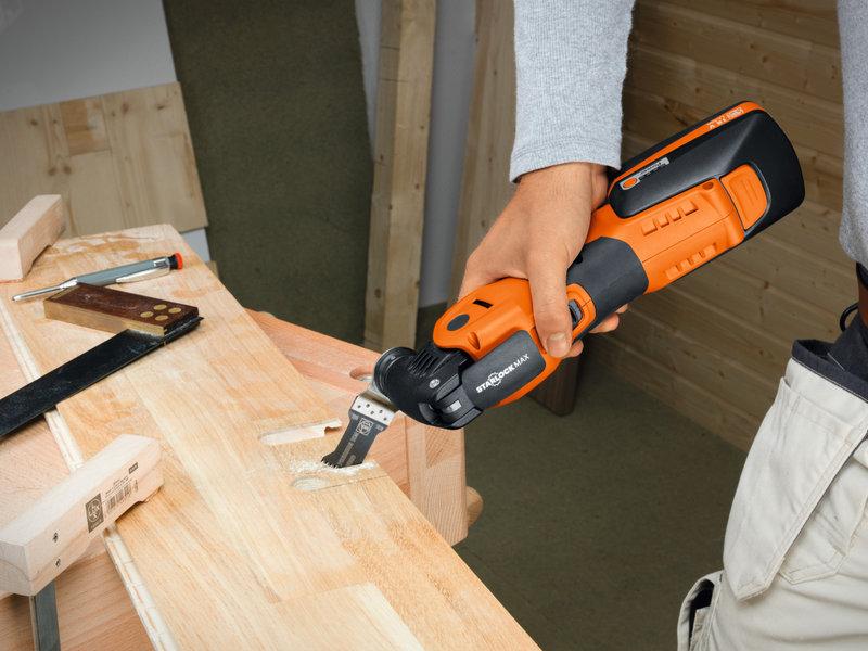 SuperCut Construction - Profesionální sada FEIN na dřevěné interiéry