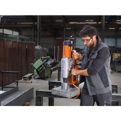 Magnetic base drilling - KBU 110-4 M