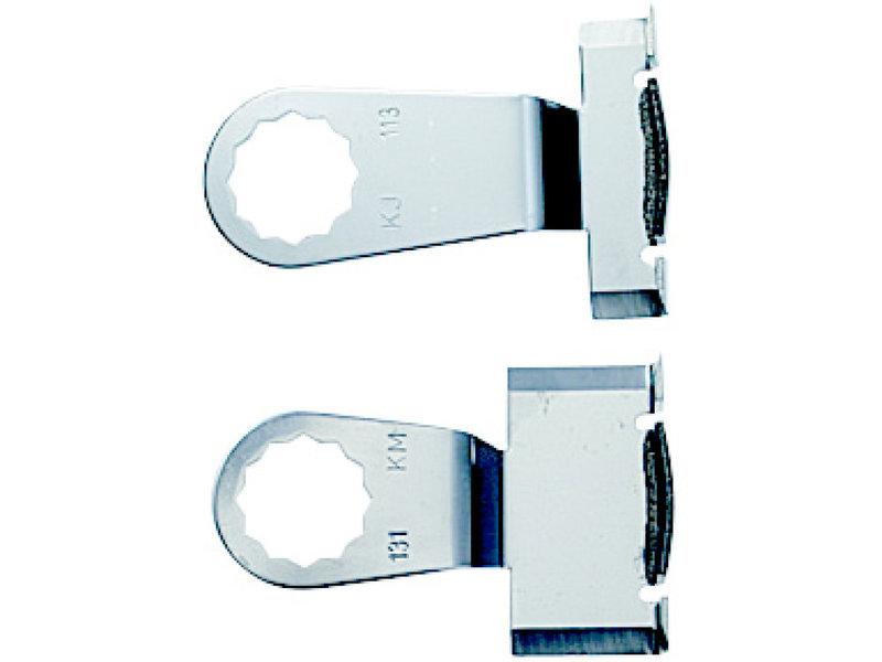 Scraper knife set