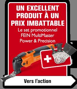 FEIN MultiMaster FMM 350 QSL Power & Precision