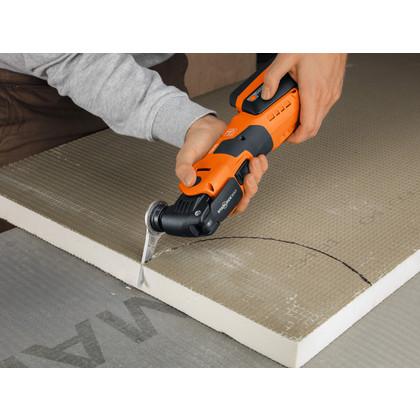 SuperCut Construction - Kit profissional FEIN para instalação de aquecimentos e sanitários