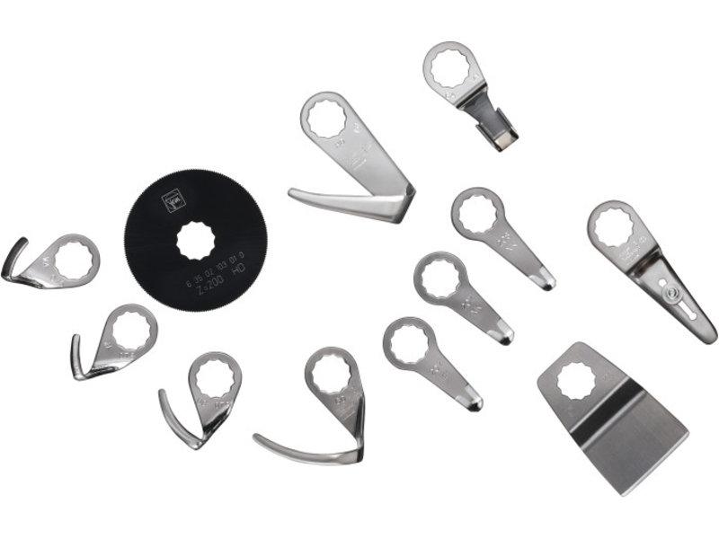 Automobile workshop accessories set