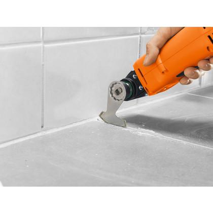 SuperCut Construction - Kit profissional FEIN para saneamento de azulejos e casas de banho